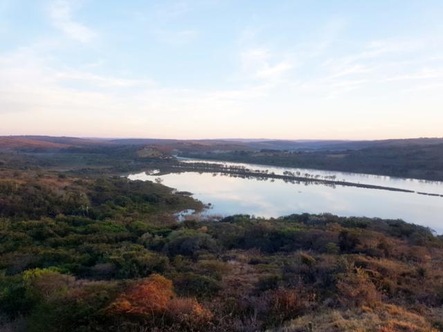 View of Balura River