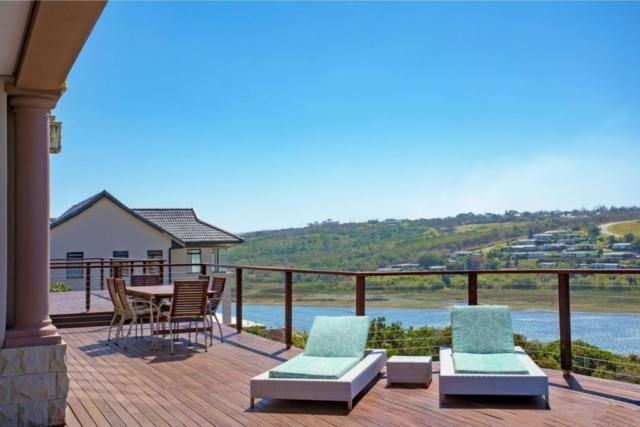 Balugha River Estate Deck View