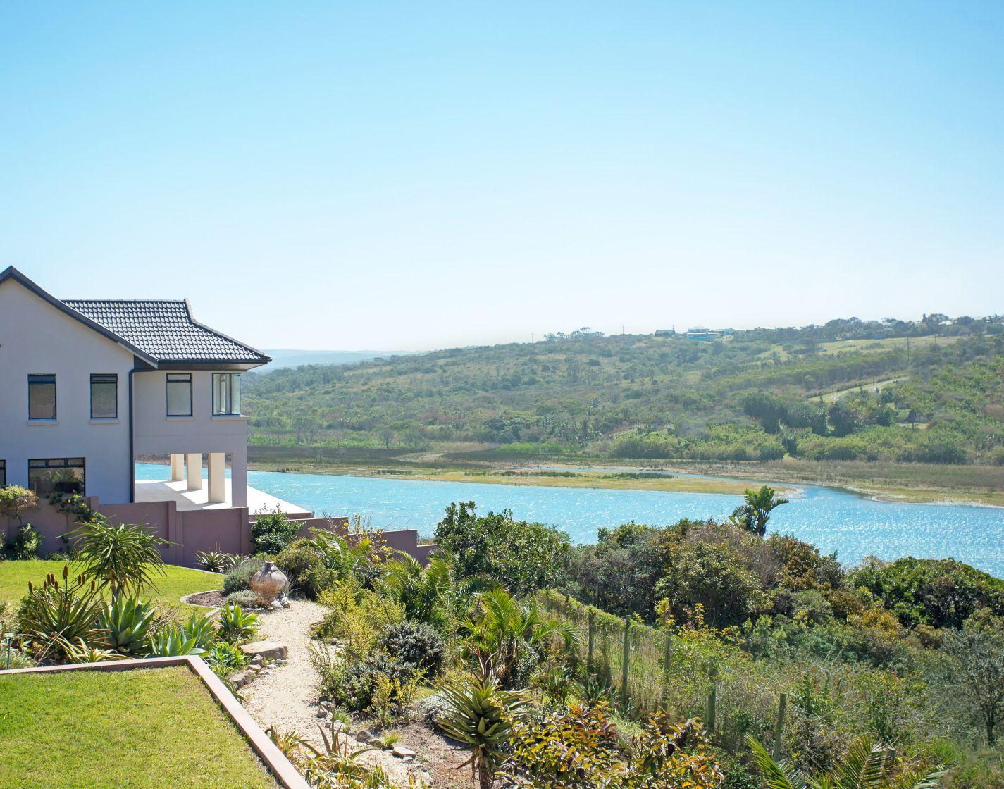 Balugha River Estate Garden View of Balura River