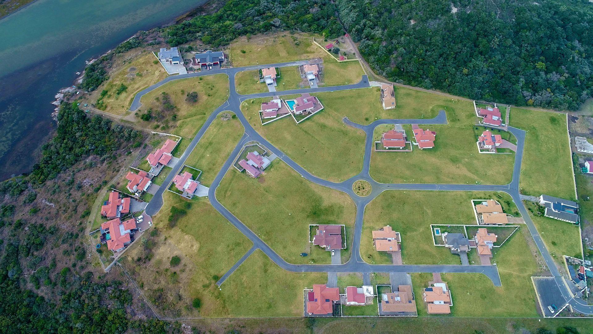 Aerial View of Balugha Plots