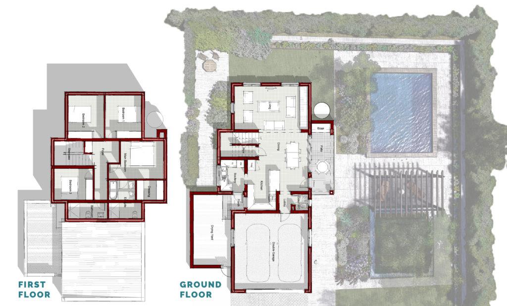 House Type 2 Floorplan
